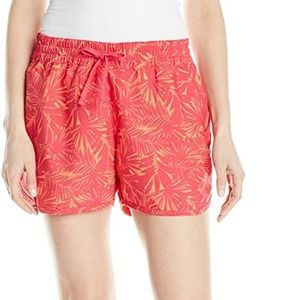 Columbia Cool Coast Shorts Tropical Patterned